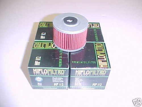2005 Polaris 500 Predator Troy Lee Edition ATV Hiflo Oil Filter