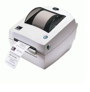 Zebra-Label-Thermal-Printer-DA402-Thermal-Printer-With-Power-Supply
