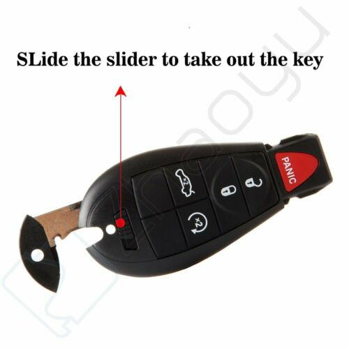 For 2012 Dodge Dart Replacement Keyless Remote Entry Key Fob Start Transmitter