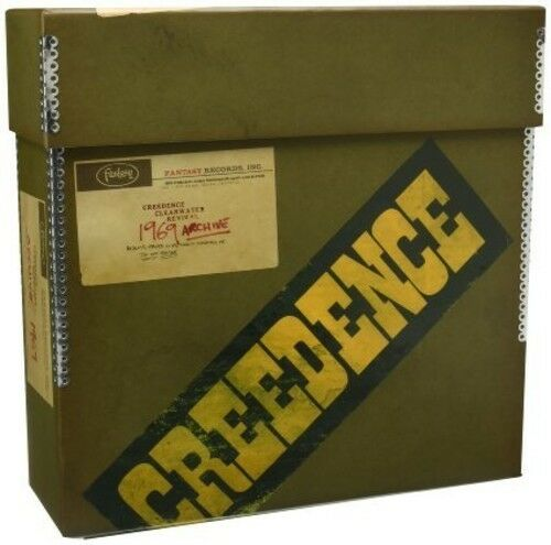 """Creedence Clearwater Revival - 1969 Box Set [New Vinyl] With CD, With Bonus 7"""","""