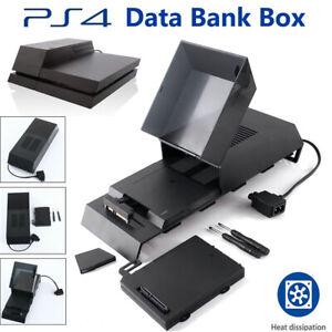 PS4 Hard Drive Data Bank 8 TB Storage Capacity External ...