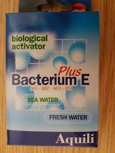 Provided Attivatore Biologico Per Acquari D'acqua Dolce E Marina Cleaning & Maintenance E Plus Bacterium Comfortable And Easy To Wear Pet Supplies