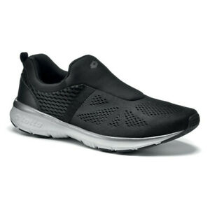 Shoes-Lotto-Magnifica-II-Lf-AMF-Fitness-Man-039-s-Black-S1817