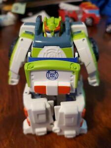 Playskool Transformers Rescue Bots Medix The Doc-Bot Ambulance