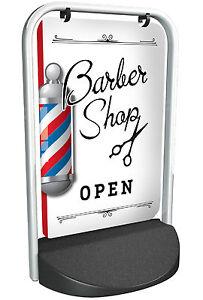 BARBER-SHOP-PAVEMENT-SIGN-ADVERTISING-SHOP-DISPLAY-Hairdressing