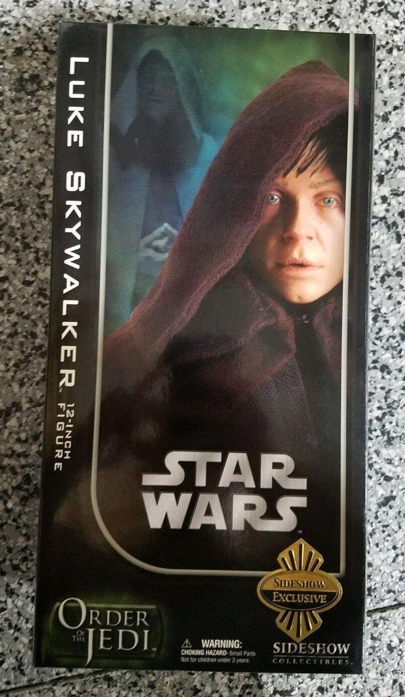 Luke cielowalker Ordine dei Jedi estrella guerras SImostrare 1 6 Scala ESCLUSIVO