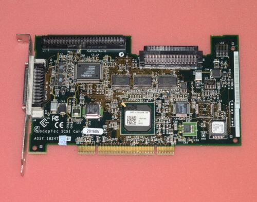 ADAPTEC ASC-29160N Fast//Ultra-SE PCI SCSI CONTROLLER CARD