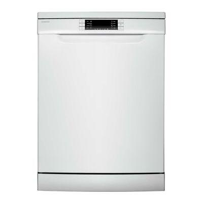 KENWOOD KDW60W15 Full-size Dishwasher - White - Currys