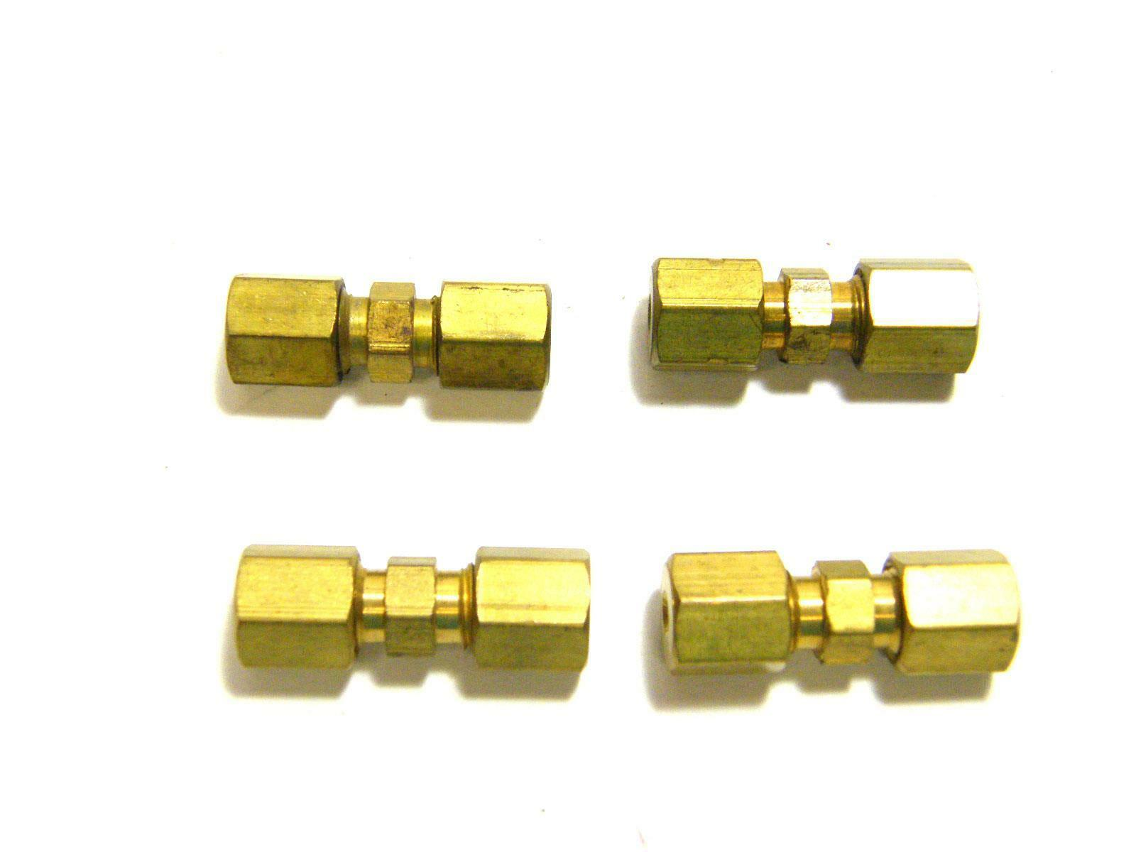 uxcell Pneumatic Push to Connect Tube Fittings Bulkhead 8mm Tube OD x M16 Male