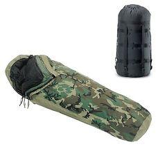 NEW IN BAG 4 Piece Modular Sleep System Goretex Bivy MSS Sleeping Bag USGI
