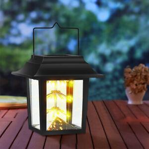 Solar Lantern Led Hanging Lamp Outdoor