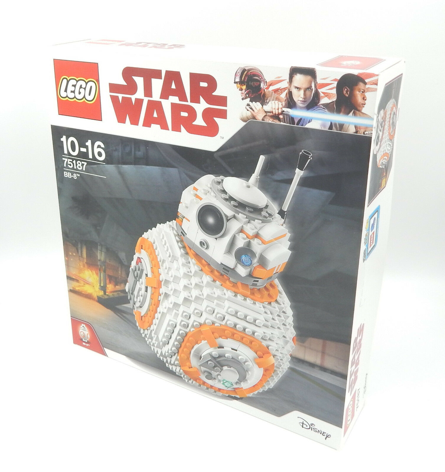 LEGO Star Wars 75187 - BB-8 - NEU OVP New