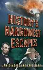 History's Narrowest Escapes, Nero, Mr. Paul, Moore, Mr. James, New Books