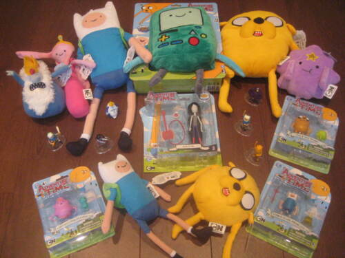 "ADVENTURE Time 2/"" Action Figure 8/"" o 12/"" Plushes; RIDOTTO per cancellare"