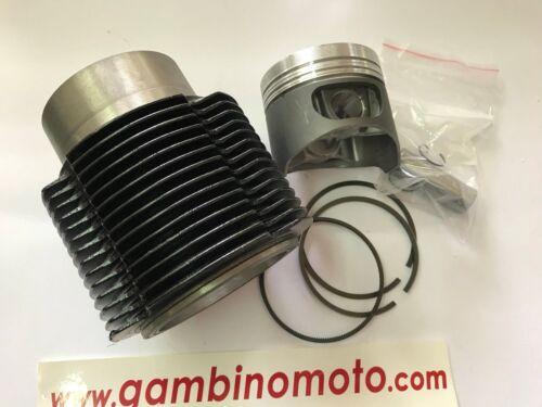 Kit Piston Cylinder Engine Ruggerini RY120//121//125 Diameter 87,00 MM