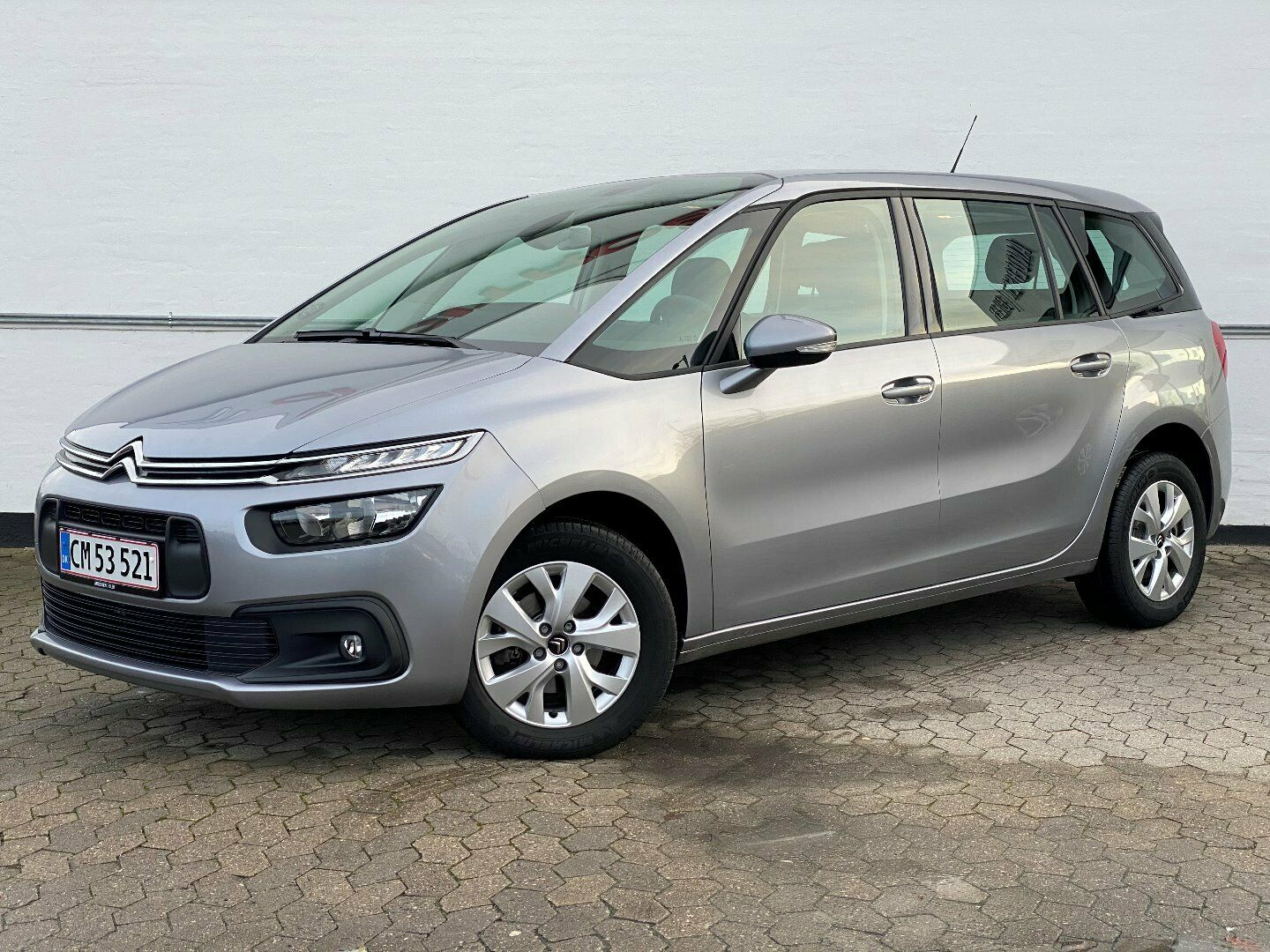 Citroën Grand C4 SpaceTourer 1,5 BlueHDi 130 Platinum 5d - 249.900 kr.