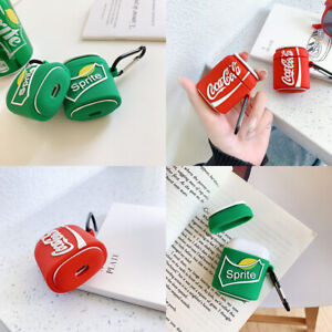 Cola-Sprite-Pattern-Accessories-Protective-Soft-Case-Cover-Skin-For-Lot-AirPods