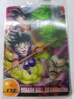 Carte Dragon Ball Z DBZ Morinaga Wafer Card Part 02 #088 3D MADE IN JAPAN