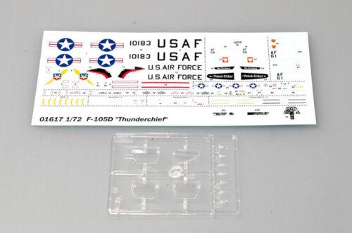 Trumpeter 1//72 01617 F-105D Thunderchief