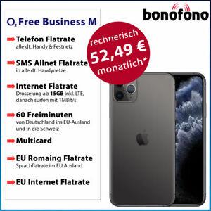 Apple-iPhone-11-Pro-64GB-o2-Free-Business-M-Allnet-Flatrate-SMS-Internet-15GB