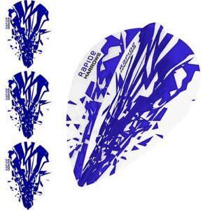 Harrows-Rapide-Dart-Flights-Pear-Shape-Dark-Blue