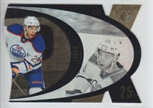 2014-15-UD-SPX-DARNELL-NURSE-50-GOLD-GRAND-97-98-RETRO-RC-DIE-CUT-Rookie-Oilers