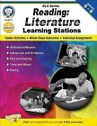 Reading: Literature Learning Stations, Grades 6-8 by Schyrlet Cameron, Suzanne Myers (Paperback / softback, 2013)