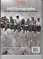 100 Photographs Most Influential Images Time Special Edition Magazine 2016
