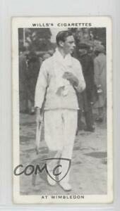 1937-Wills-Our-King-and-Queen-Tobacco-Base-18-At-Wimbledon-1926-Card-0v9