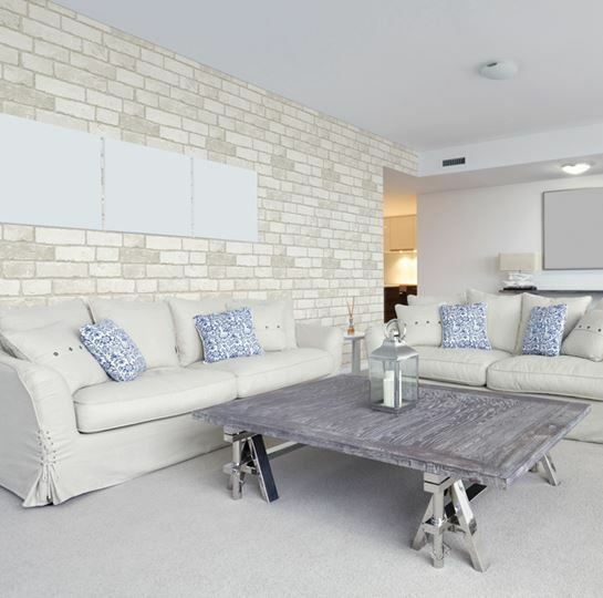 Do It Yourself Home Design: Self Adhesive Peel-Stick Wallpaper Collection On EBay