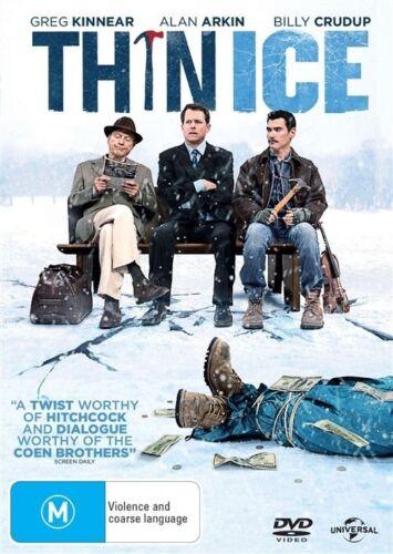 1 of 1 - Thin Ice DVD Region 4 (VG Condition) Ex Rental