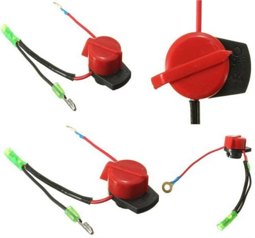 Replacement ON//OFF Engine Stop Switch Control Kill switch for Honda Generators