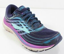 d3e66830a47a Brooks Glycerin 15 Blue Purple Running Athletic Gym Shoe Sneaker Womens 7.5  38.5