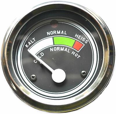 Fernthermometer Mechanisch Temperaturanzeiger 60 Mm Luftgekühlte Schlepper 60220 Hell In Farbe