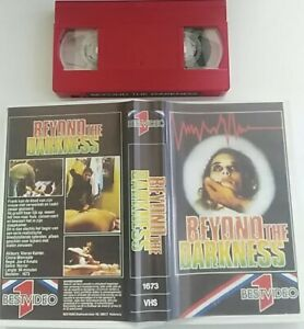 Beyond the darkness (VHS Edizione Olandese - BestVideo1) Usato