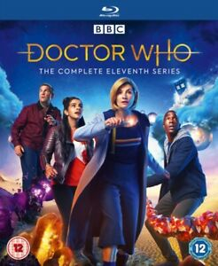 Neuf Doctor Who - The Série Complète 11 Blu-Ray (BBCBD0437)