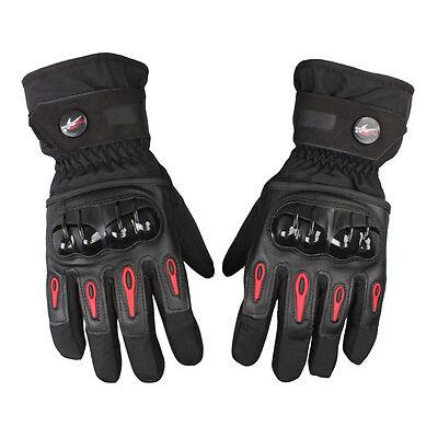 Pro-biker Windproof Waterproof Motorcycle Racing Winter Bicycle Cycling Gloves