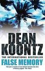 False Memory by Dean Koontz (Paperback, 2000)