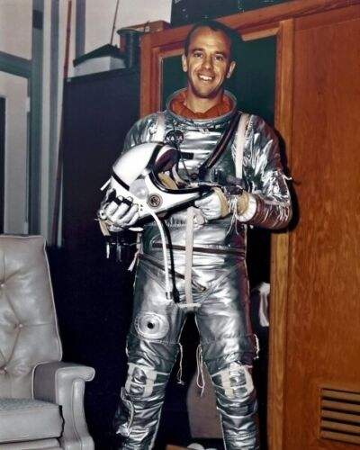 6 Sizes! First American in Space New NASA Photo Astronaut Alan Shepard