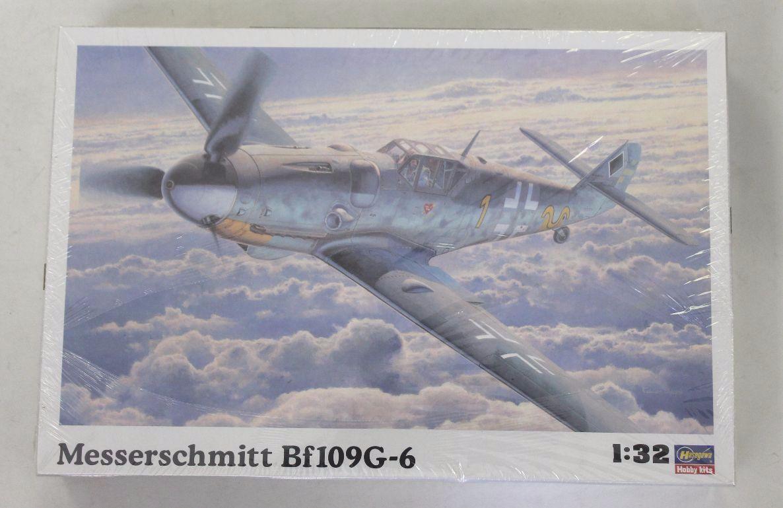 Hasegawa Messerschmitt Bf109G-6 Luftwaffe Fighter in 1 32 8067