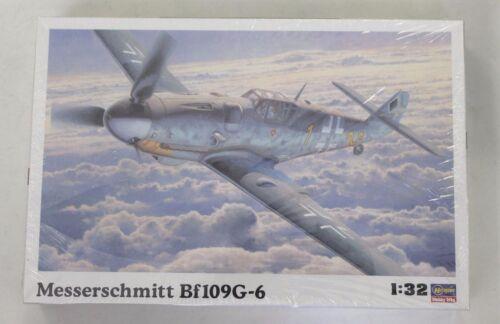 Hasegawa Messerschmitt Bf109G-6 Luftwaffe Fighter in 1/32 8067