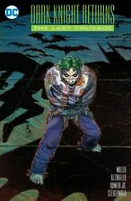 Dark Knight Returns The Last Crusade Batman Joker DC Comics NM 1st Print 2016