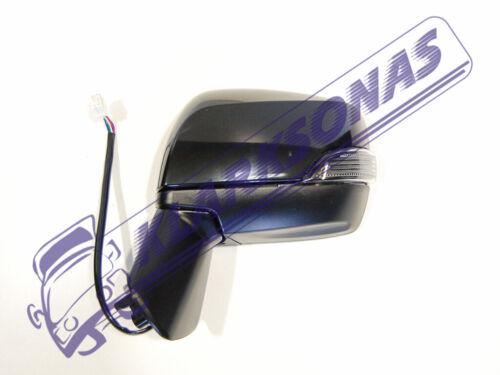 Ala Exterior Espejo Para Subaru Impreza Xv 2012-2018 7 Pin izquierda 91036FJ170