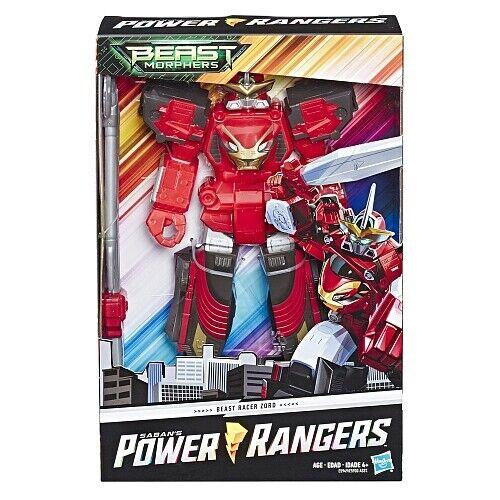 2019 Power Rangers Beast Morphers Hasbro Smash Racer Zord MIB New