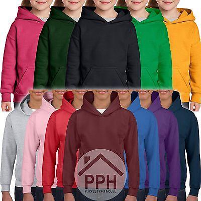 Navy AWD Childrens Kids Hoodie Schoolwear Wholesale New