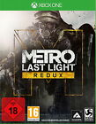 Metro: Last Light Redux (Microsoft Xbox One, 2016)