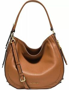 quality design 245eb 8a8d2 Michael Kors 30S6GJQL2L-532 Julia Medium Convertible Shoulder Bag - Acorn  Brown