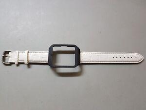 sony smartwatch 3 bracelet cuir