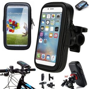 360-Bicycle-Motor-Bike-Mount-Holder-Waterproof-Case-For-All-Samsung-Galaxy-Phone