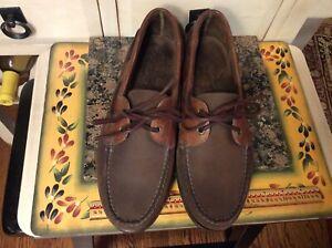 Florsheim Outdoorsman Brown Leather